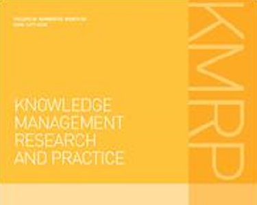 Attached image of 'I'm busy (and competitive)!' Antecedents of knowledge sharing under pressure