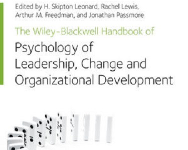 Attached image of Transformational leadership and psychological well-being: Effects on followers and leaders