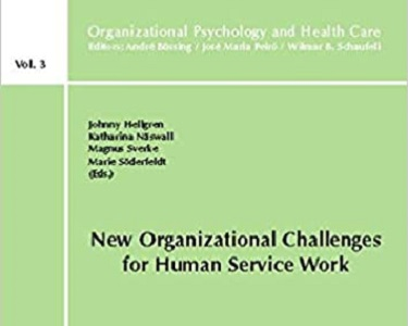 Attached image of Contingent employment arrangements: Implications for human service work
